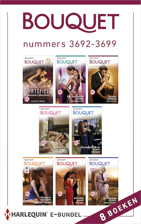 Bouquet e-bundel nummers 3692-3699 - Caitlin Crews, Carole Marinelli, Dani Collins, Lindsay Armstrong, Abby Green, Maisey Yates, Annie West, Susan Stephens