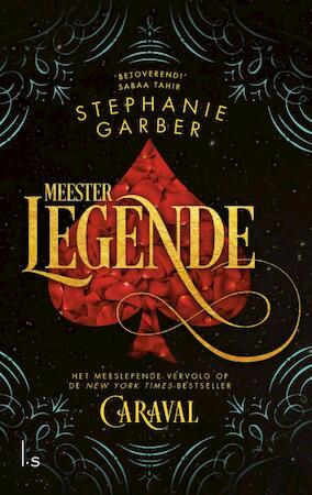 Meester Legende - Stephanie Garber