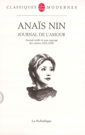 Journal de l'Amour - Anais Nin