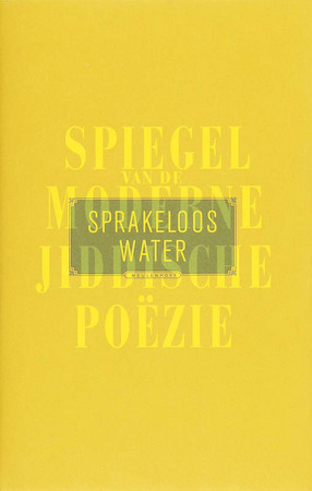 Sprakeloos water - Willy Brill