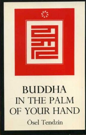 Buddha in the Palm of Your Hand - Ösel Tendzin