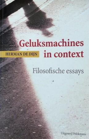Geluksmachines In Context Herman De Dijn Isbn
