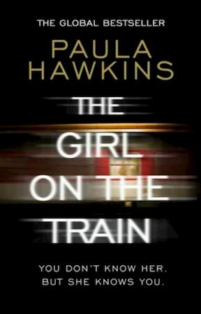 Girl On The Train EXPORT - Paula Hawkins