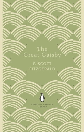 Penguin english library Great gatsby - F Scott Fitzgerald