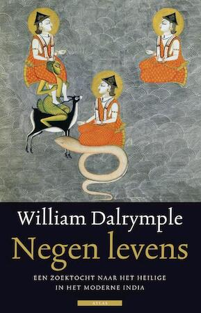 Negen levens - William Dalrymple