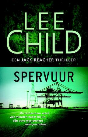 Spervuur - Lee Child