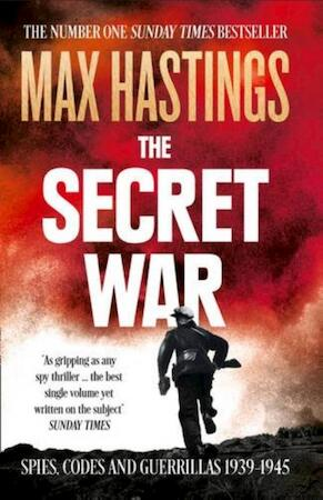 Secret War - Max Hastings