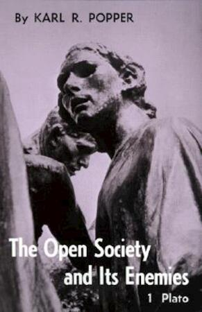 Open Society and Its Enemies, Volume 1 - Karl R. Popper