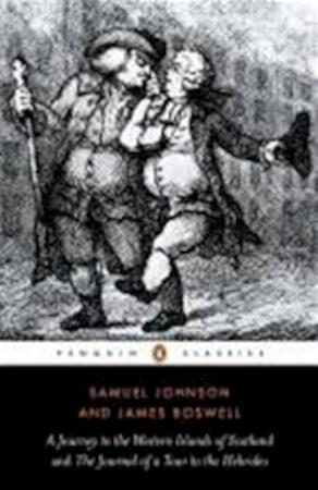 A journey to the western islands of Scotland - Samuel Johnson, James Boswell