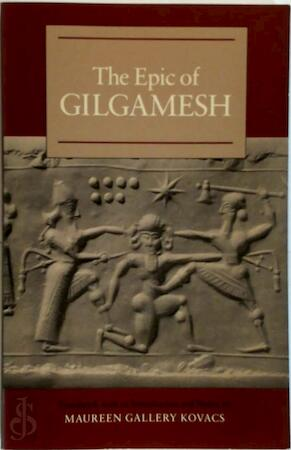 The Epic of Gilgamesh - Maureen Gallery Kovacs