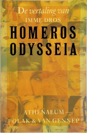 Homeros Odysseia De Slegte
