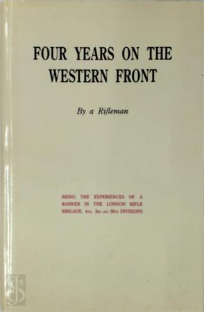 Four Years on the Western Front - Aubrey Smith