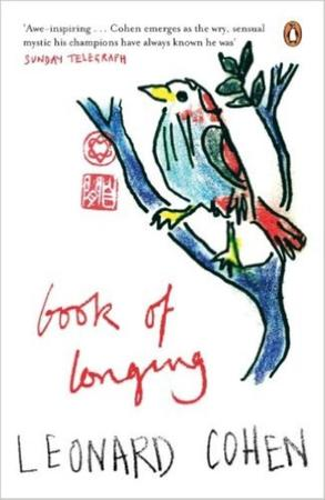 Book of Longing - Leonard Cohen