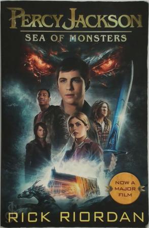 Percy Jackson and the Sea of Monsters. Film Tie-In - Rick Riordan