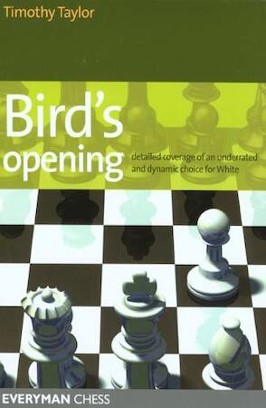 Bird's Opening - Timothy Taylor