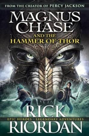 Magnus Chase 02 and the Hammer of Thor - Rick Riordan