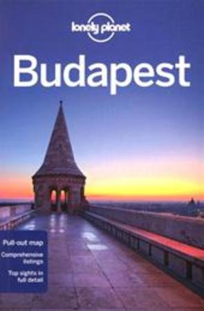 Lonely Planet City Guide Budapest dr 5 -