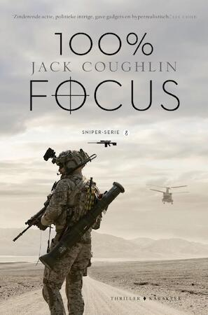 100% focus - Jack Coughlin