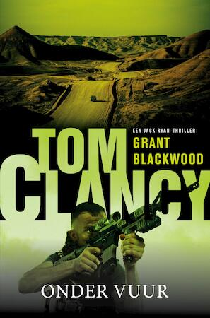 Tom Clancy onder vuur - Grant Blackwood