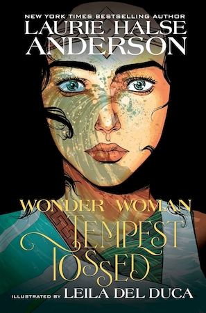 Wonder woman: tempest tossed - Laurie Halse Anderson