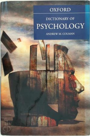 A Dictionary of Psychology - Andrew M. Colman