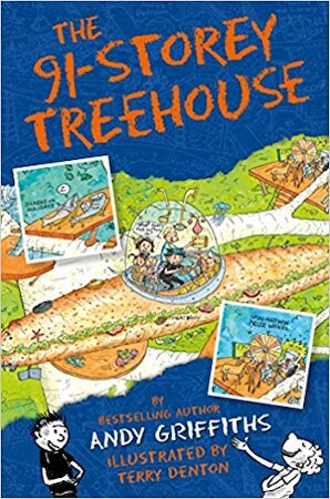 91-Storey Treehouse - Andy Griffiths