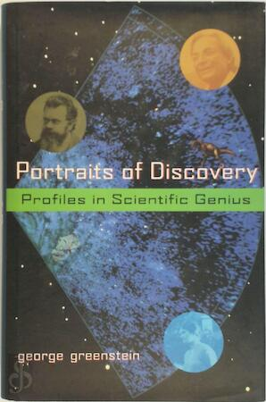 Portraits of discovery - George Greenstein