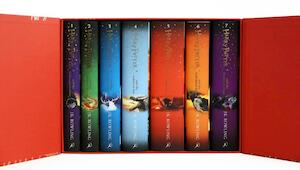 Harry Potter : The Complete Collection - j. k. rowling