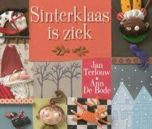 Sinterklaas Is Ziek Jan Terlouw Isbn 9789490393236