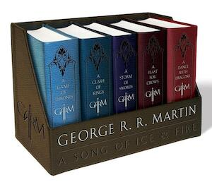 A Game of Thrones - george r r martin