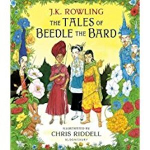 Tales of Beedle the Bard - j. k. rowling