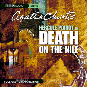 Hercule Poirot in Death On The Nile - Agatha Christie