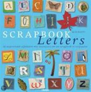 Scrapbook letters - Ruth Booth
