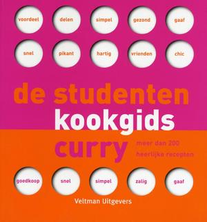 Studentenkookgids curry - Unknown