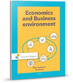 Economics and Business environment - W. Hulleman, A.J. Marijs