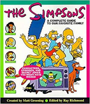 The Simpsons - Matt Groening