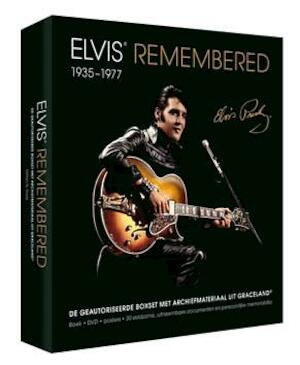 Elvis remembered 1935 - 1977 -