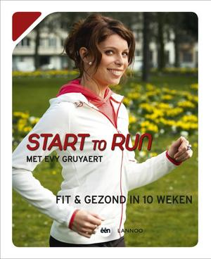 Start to run - Evy Gruyaert, Sarah Doumen, Hilde Smeesters