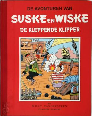 De kleppende klipper - Willy Vandersteen
