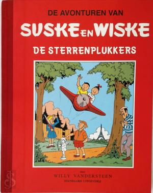 De sterrenplukkers - Willy Vandersteen