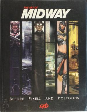 The Art of Midway - Midway Games, Stephan Martiniere