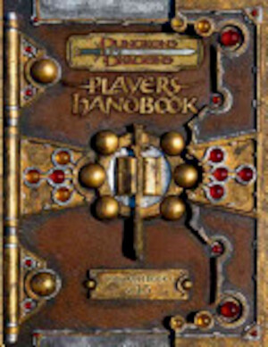 Dungeons & Dragons Hardcover Publications: Player's handbook : core rulebook I. v.3.5 - Inc Wizards Of The Coast