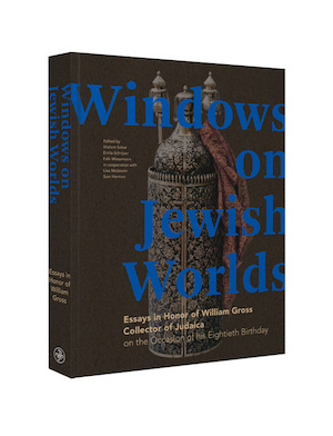 Windows on Jewish Worlds - Shalom Sabar, Emile Schrijver, Falk Wiesemann