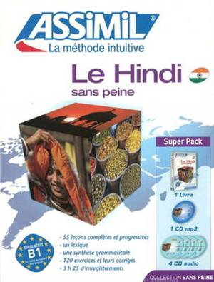 Hindi Sans Peine - Annie Montaut