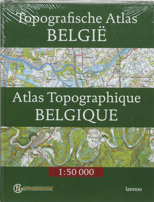 Topografische Atlas Belgie / Atlas Topographique Belgique - Unknown