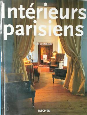 Paris interiors - Lisa Lovatt-smith