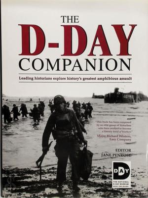 The D-Day companion - Jane Penrose