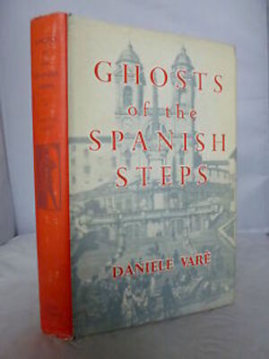 Ghosts of the Spanish steps - Daniele Varè