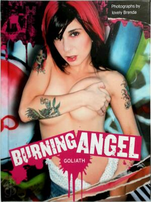 Burning Angel - Joanna Angel