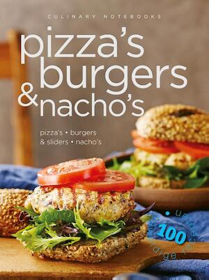 Culinary Notebooks Pizza's burgers & nacho's -